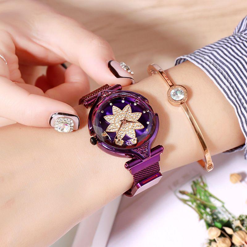 diamond waterproof watch  NHSR276102