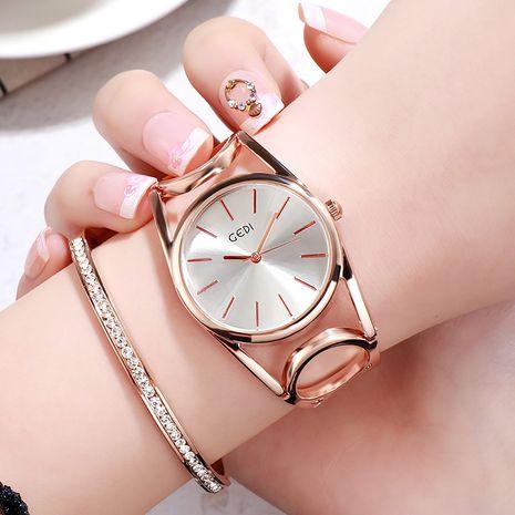 Fashion hollow belt large dial quartz watch  NHSR276113's discount tags