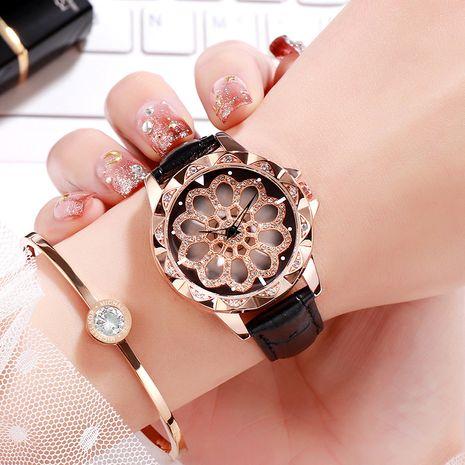 relojes con cinturón hueco con incrustaciones de diamantes NHSR276115's discount tags