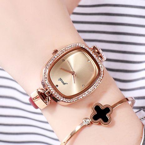 ovale Retro dünne Armband Uhr Großhandel NHSR276119's discount tags