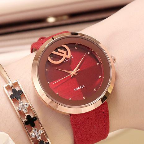 Reloj coreano de cuarzo con diamantes incrustados NHSR276206's discount tags