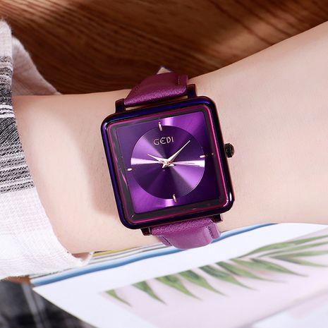 Reloj de cinturón impermeable de moda coreana NHSR276208's discount tags