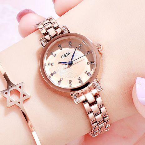 Korean fashion waterproof diamond watch NHSR276211's discount tags