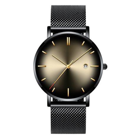 reloj de calendario multifunción de color degradado de aleación de moda NHSS276248's discount tags