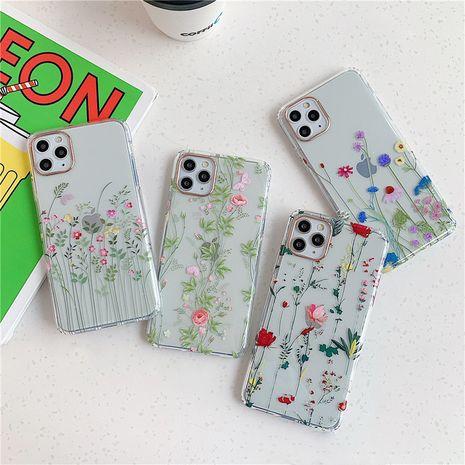 florale transparente Handyhülle passend für Apple 11Pro / Max iphone7 / 8plus / XR NHFI275968's discount tags