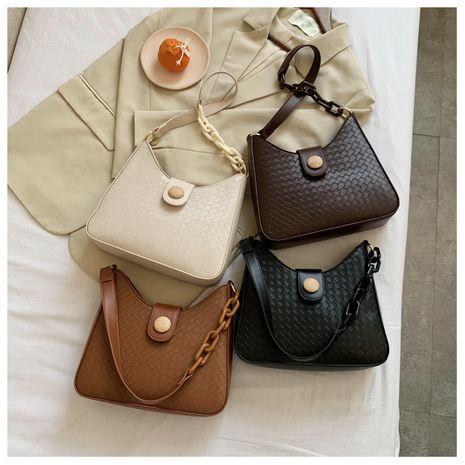 retro   popular new wild fashion underarm bag  NHLH276674's discount tags
