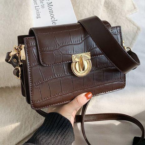 Retro new trendy korean fashion one shoulder underarm bag  NHLH276695's discount tags