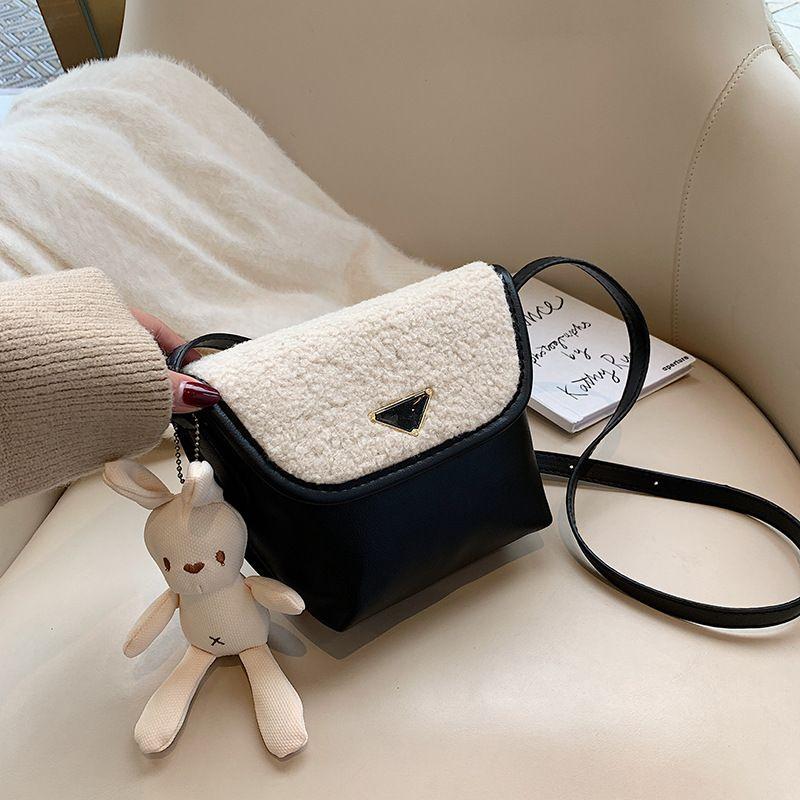 new bunny fashion allmatch messenger bag t NHJZ276724
