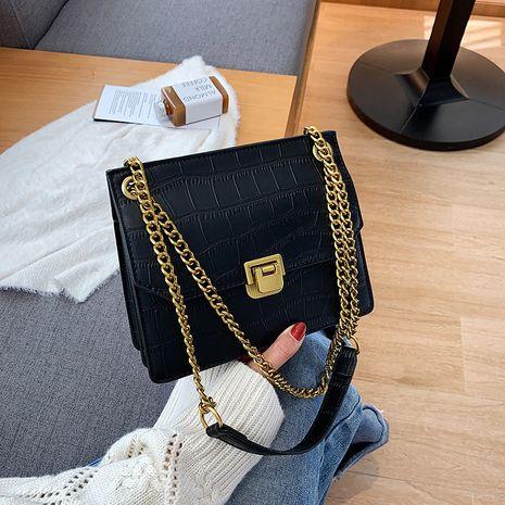 Bolsa de axilas con un solo hombro salvaje de moda retro nueva NHJZ276751's discount tags