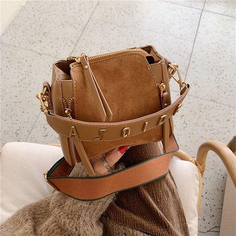 nouveau sac de messager coréen sauvage NHJZ276799's discount tags