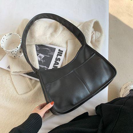 Korean  niche texture tote bag  NHJZ276812's discount tags
