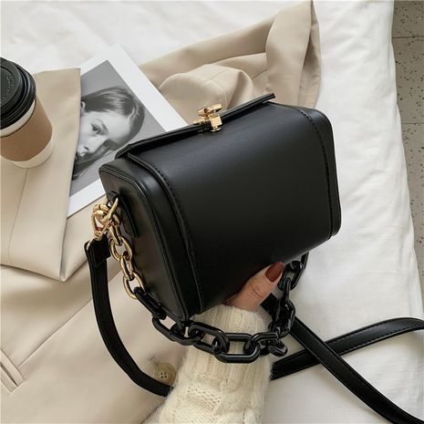 Fashion  new wave high-capacity one-shoulder messenger bag NHJZ276831's discount tags