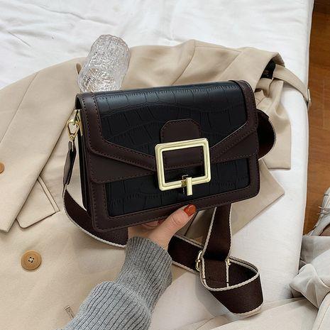 new korean  fashion contrast small square bag  NHJZ276839's discount tags