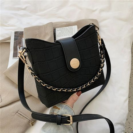 new trendy fashion casual one-shoulder underarm bag  NHRU276855's discount tags