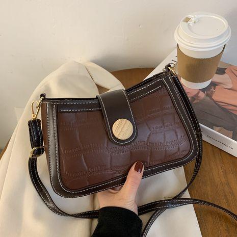 bolso de mensajero salvaje de la nueva moda retro NHRU276859's discount tags