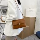 retro small bag womens bag fashion messenger bag shoulder armpit bag NHRU276860