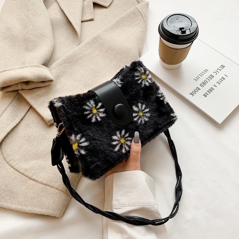 Korean shoulder messenger small bag women's underarms bag handbags  NHRU276880