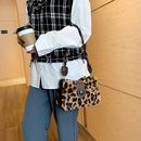 Korean shoulder messenger small bag womens underarms bag handbags  NHRU276880