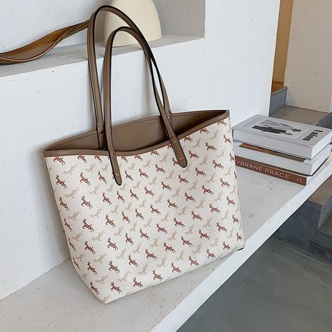Fashion new big  shoulder bag NHGA276919's discount tags