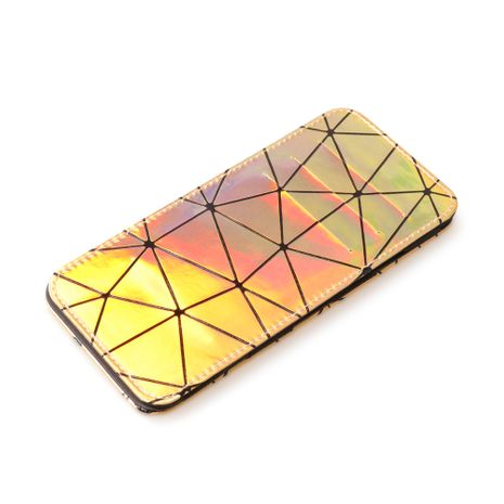 Creative Laser Diamond Indentation Line Magic Wallet NHBN276937's discount tags