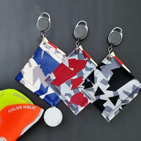 Toallitas para anillos colgantes de palos de golf coreanos NHBN276966's discount tags