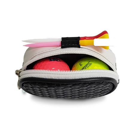 Korean  new mini golf ball storage bag  NHBN276967's discount tags