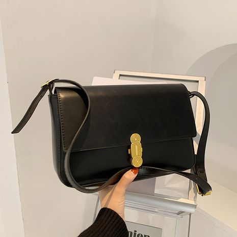 new trendy simple one-shoulder small square bag NHJZ277029's discount tags