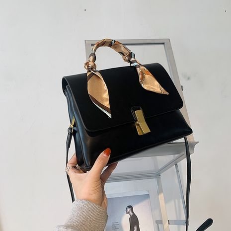 new  fashion simple wide  strap single shoulder bag NHJZ277038's discount tags