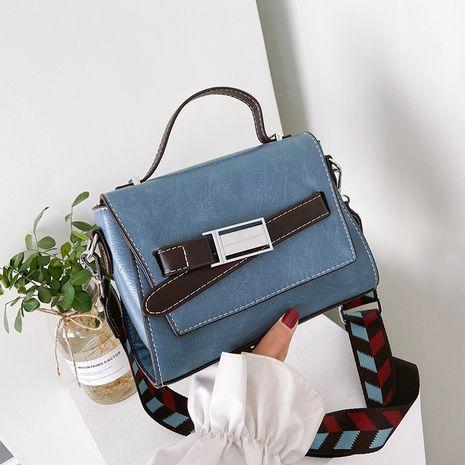 nuevo bolso cuadrado pequeño y sencillo de un solo hombro NHJZ277050's discount tags