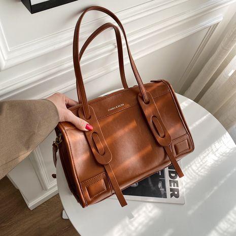 nuevo bolso de mano de moda de gran capacidad y nicho de textura NHJZ277046's discount tags