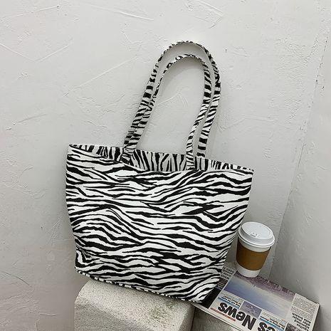 Nuevo bolso grande de ante con estampado de leopardo NHJZ277054's discount tags