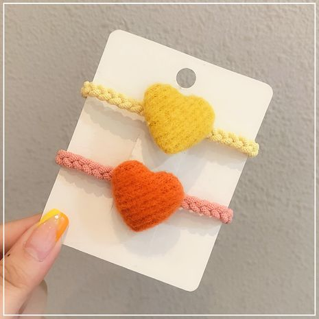 simple cute   sweet  simple  Korean hair rope  NHOF264825's discount tags