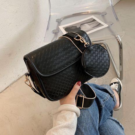 neue beliebte wilde einfache Retro kleine quadratische Tasche NHJZ264841's discount tags