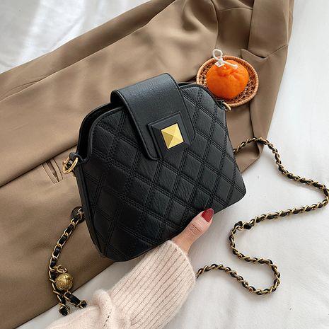 neue trendige einfache kleine Tasche NHJZ264849's discount tags