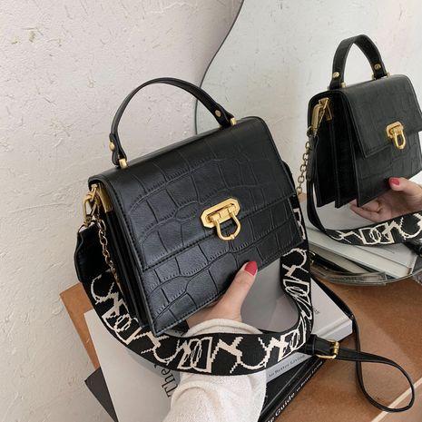 neue trendige modische quadratische Tasche NHJZ264862's discount tags