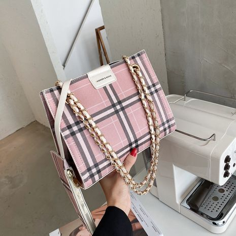 new trendy fashion one-shoulder chain bag high-end tote bag NHJZ264879's discount tags