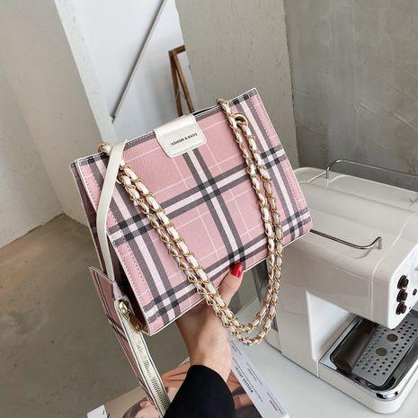 neue trendige Mode One-Shoulder-Kettentasche High-End-Einkaufstasche NHJZ264879's discount tags