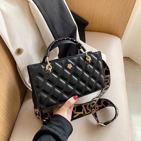 neue trendige rhombische Handtasche Korean lässige Kette Schulter Umhängetasche NHJZ264882's discount tags