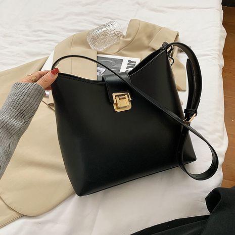 neue trendige koreanische Wild Retro Mode One-Shoulder Achselhöhle Tasche NHJZ264885's discount tags