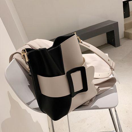 nuevo bolso de hombro de un solo hombro de color hit de moda NHJZ264886's discount tags