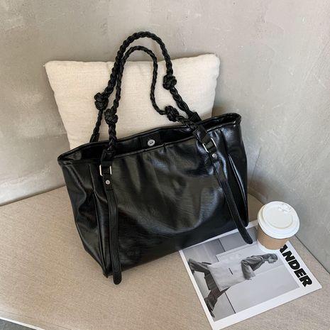große Tasche große Tasche neue trendige Mode All-Match-Umhängetasche NHJZ264890's discount tags