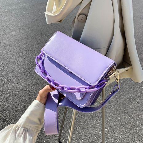 neuer Trend Koreanische wilde einfache Mode Ein-Schulter-Unterarmtasche NHLH264954's discount tags