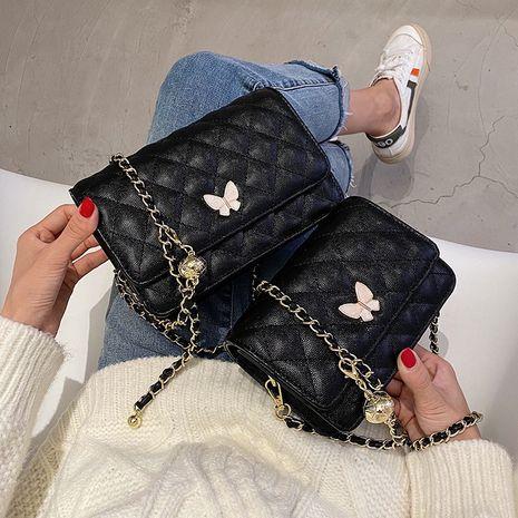 neue trendige Mode wilde Single Shoulder Messenger kleine quadratische Tasche NHLH264957's discount tags