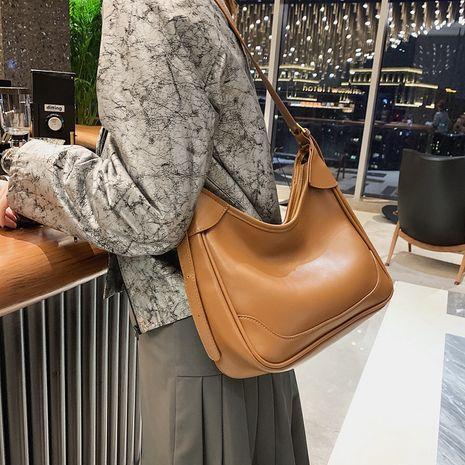 neue trendige koreanische Mode One-Shoulder-Unterarmtasche NHLH264963's discount tags