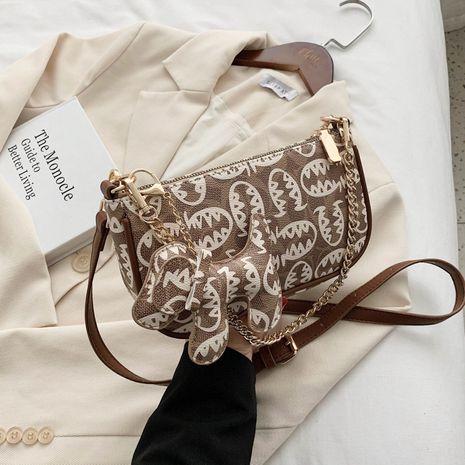neue trendige Mode wilde Ein-Schulter-Unterarmtasche NHLH264974's discount tags