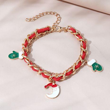 Bracelet tendance sauvage mode créative de Noël NHPS265016's discount tags
