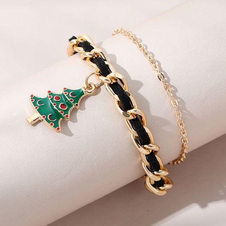 bracelet de sapin de Noël de mode populaire NHPS265017's discount tags