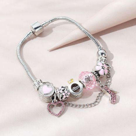 Bracelet all-match mode coréenne NHPS265020's discount tags