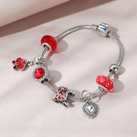 Bracelet à l'huile de peinture populaire créative sauvage de mode coréenne NHPS265021's discount tags