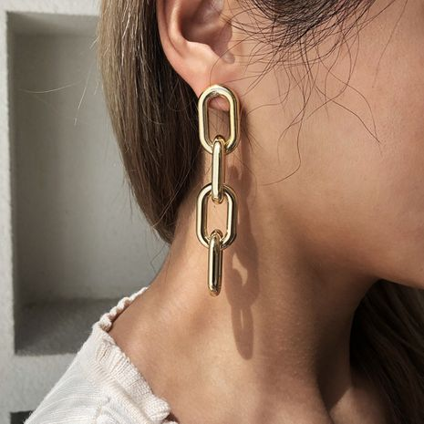 simple fashion hot selling earrings wholesale NHMD265093's discount tags